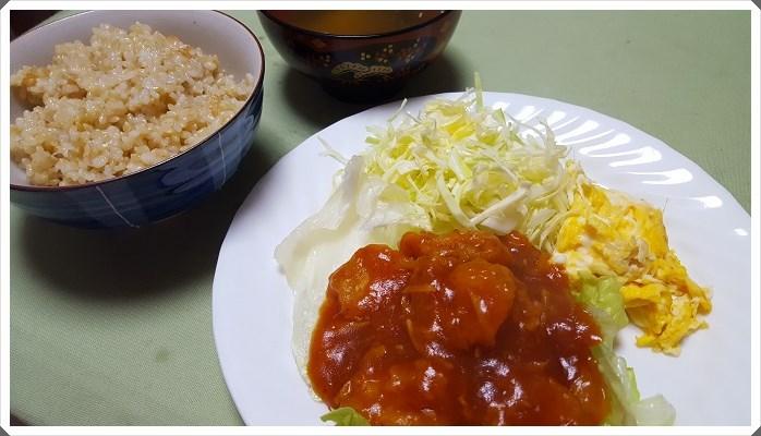 スーパーのお惣菜を利用した簡単エビチリレシピ3