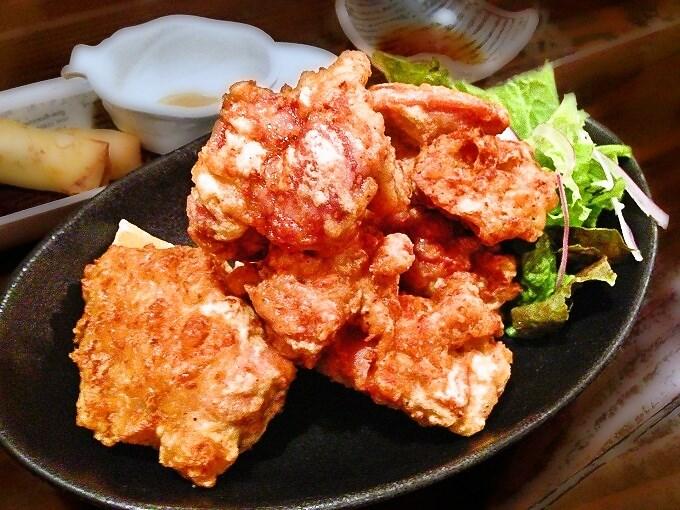 美味しい鶏の唐揚げの作り方&山椒塩の作り方