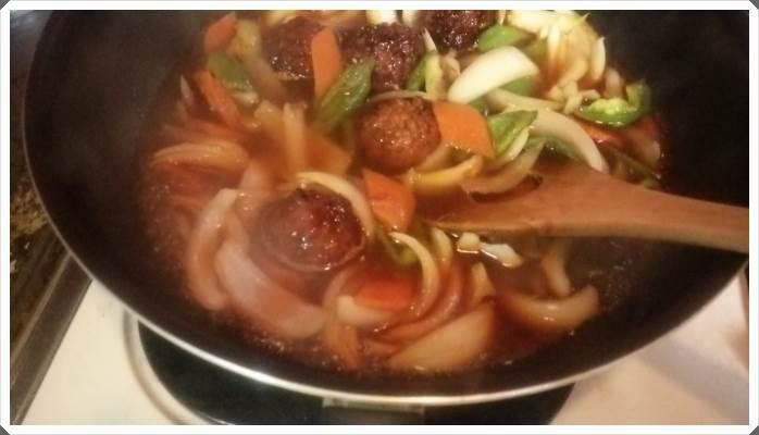 肉団子甘酢7