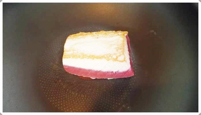 カツオのたたきの作り方~フライパンで手軽に簡単レシピ