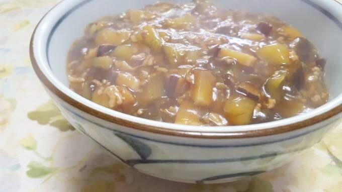麻婆ナスレシピ~水ナスのぬか漬け以外の食べ方