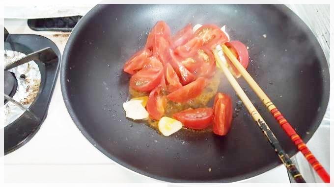 トマトと卵の炒め物~リコピンは加熱すると吸収率3倍!