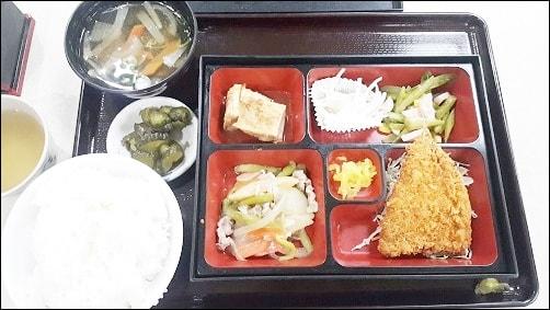 吹田市役所の食堂でワンコインランチ~吹田市近郊食べある記