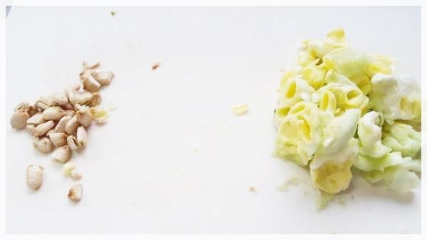 ゴーヤのわた入り卵炒め【ビタミンCが豊富!】