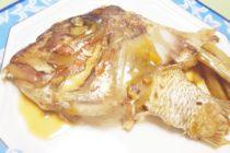 鯛のあら煮はコツさえつかめば簡単に作れます~激安レシピ