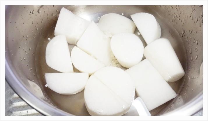 スペアリブと大根の煮込み~圧力鍋人気レシピ