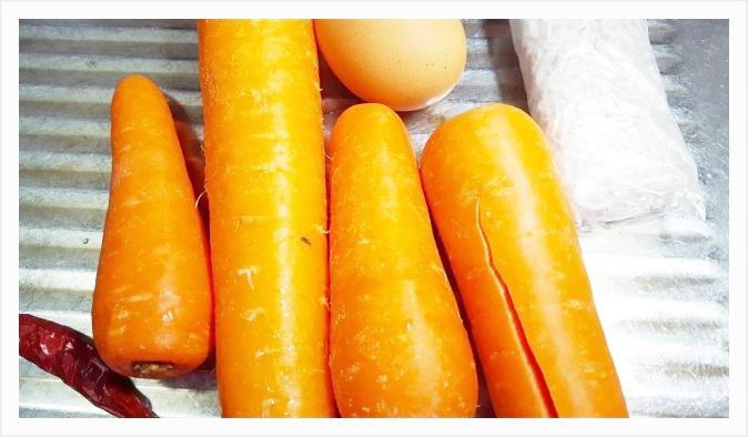 にんじんしりしりの作り方~カロテン豊富な栄養満点レシピ