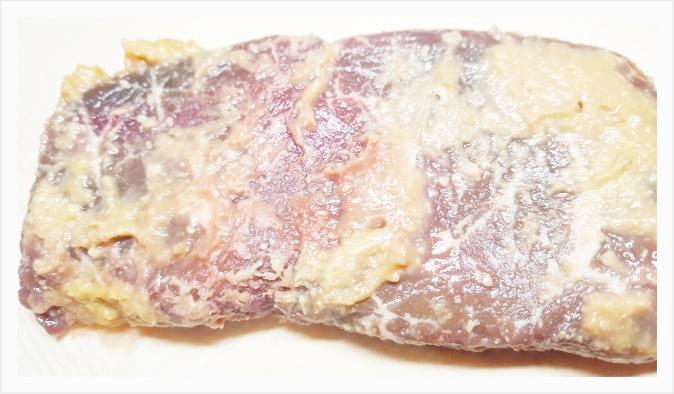 牛肉の味噌漬け~栗原はるみさんレシピをアレンジ