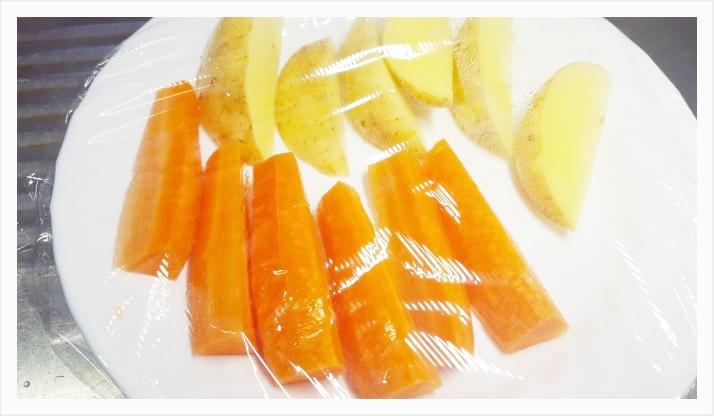 鯖のハーブ焼き~簡単オーブンレシピ