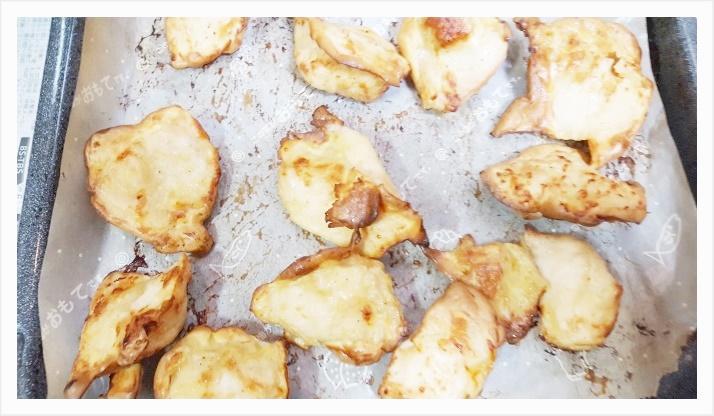 揚げない鶏の唐揚げ~油を使わないヘルシーレシピ