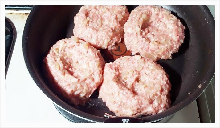 ハンバーグレシピ~オーブンで仕上げるとふっくら!