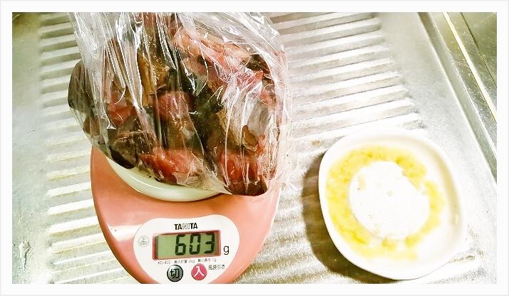 マグロの血合いのサイコロステーキ~安くて栄養満点レシピ