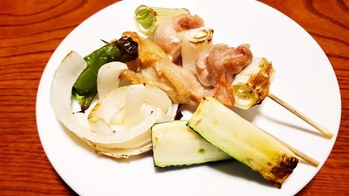 家庭で簡単焼き鳥レシピ~オーブンで15分
